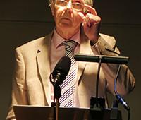 Lecture by Professor M. Wynn Thomas 2016